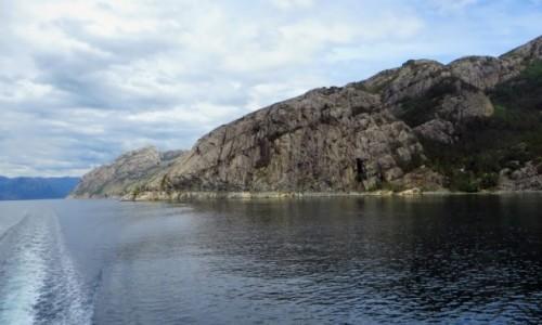 Zdjecie NORWEGIA / Norwegia południowo zachodnia / Lysefjord / Lysefjord
