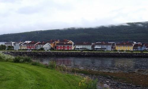 NORWEGIA / Nordland /  Mo I Rana / Mo I Rana