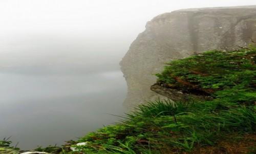Zdjęcie NORWEGIA / Norwegia południowo - zachodnia / Lysefjord / wycieczka na Preikestolen