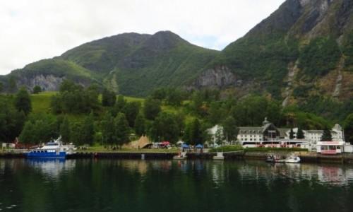 Zdjęcie NORWEGIA / Norwegia południowo zachodnia / Naroyfjord / Flam