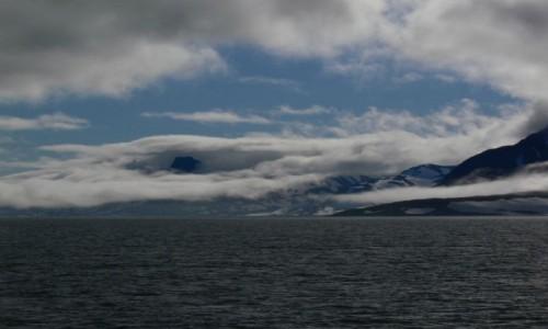 NORWEGIA / Szpicbergen / Zachodni Szpicbergen / gora4