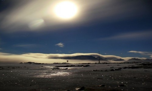 Zdjęcie NORWEGIA / Szpicbergen / Svalbard Zachodni / morze4