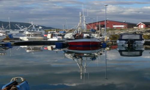 Zdjecie NORWEGIA / Tromso / Hansnes / Port