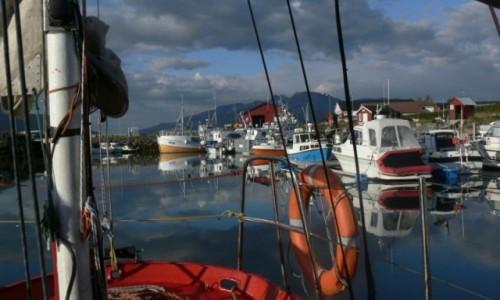Zdjecie NORWEGIA / Tromso / Hansnes / port2