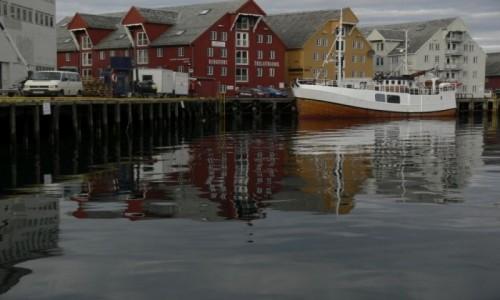 Zdjecie NORWEGIA / Tromso / Tromso / port3
