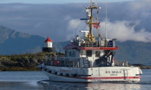 Zdjecie NORWEGIA / Nordland / okolice Bodo / port4