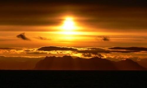 Zdjecie NORWEGIA / Istfiord / Lofoty / Moskenesøya