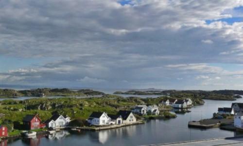 Zdjecie NORWEGIA / Kvitsøya / Morze Norweskie / Archipelago