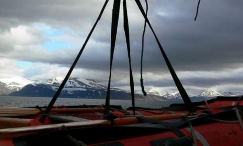 Zdjęcie NORWEGIA / Morze Grenlandzkie / Isfiord / Góry