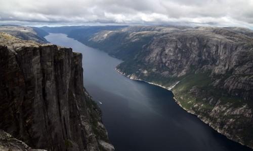 Zdjęcie NORWEGIA / Rogaland / Kjerag / Kjerag