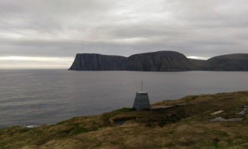 Zdjecie NORWEGIA / Magerøya / Nordkapp / Nordkapp