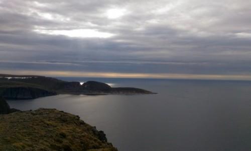 Zdjecie NORWEGIA / Magerøya / Knivskjellodden / Knivskjellodden