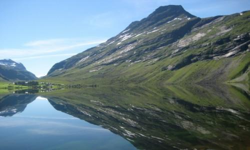 Zdjęcie NORWEGIA / - / Norwegia / Norwegia jest piękna
