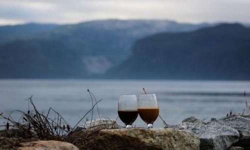 Zdjecie NORWEGIA / Sirdal / Sirdal / Norweski chill