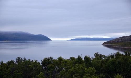 NORWEGIA / Finnmark / Tanafjorden / Tanafjorden