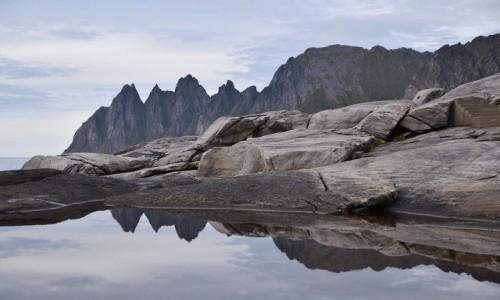 NORWEGIA / Troms / Senja / Senja