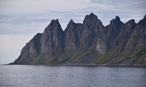 Zdjecie NORWEGIA / Troms / Senja / Senja