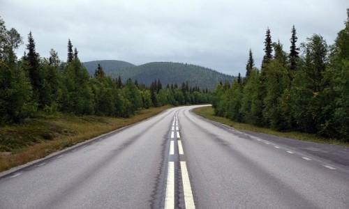 Zdjecie SZWECJA / Laponia / Kiruna / Szwedzka Laponia