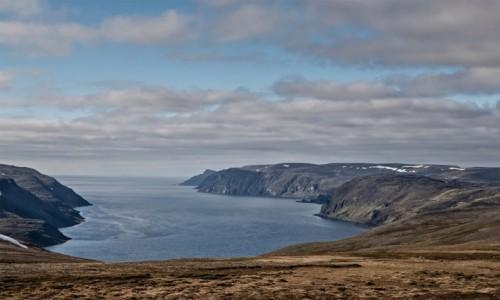 Zdjecie NORWEGIA / Finnmark / o krok przed Nord Kapp / Na dalekiej północy
