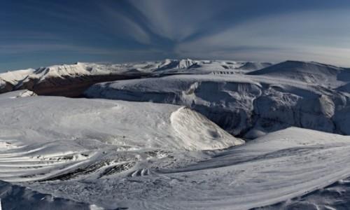 Zdjecie NORWEGIA / Svalbard / Longyearbyen / Svalbard