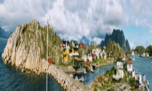 Zdjecie NORWEGIA / Lofoten / Skrova  /  Lofoten Summer