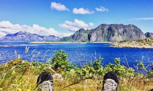 Zdjecie NORWEGIA / Lofoten / . /  Lofoten Summer