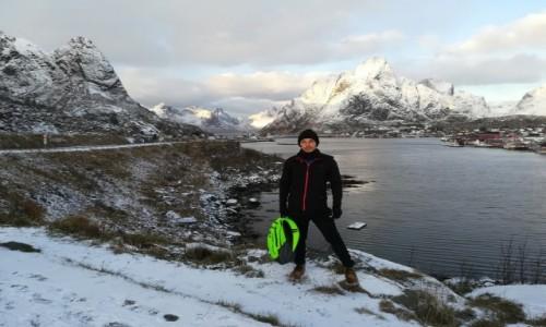 Zdjecie NORWEGIA / Lofoty / Reine / Norwegia