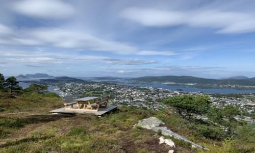 Zdjecie NORWEGIA / - / Bodo  / Norweskie fiordy