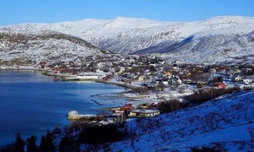 NORWEGIA /  Troms / . / Ersfjordbotn