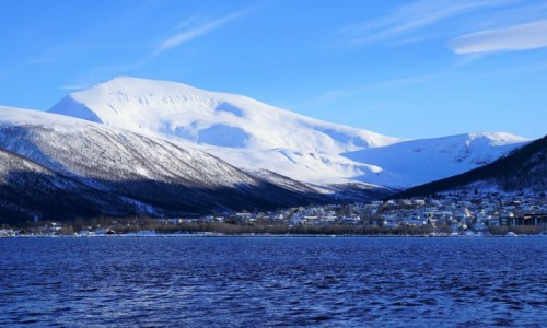NORWEGIA /  Troms / . / Tromso
