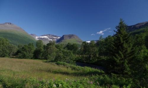 Zdjecie NORWEGIA / Norwegia płn. / Bliżej niesprecyzowane miejsce / Norwegia