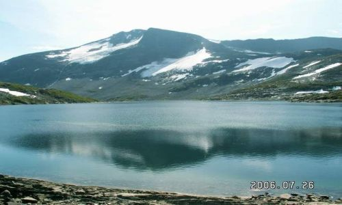 NORWEGIA / brak / G�ry Jotunheimen / Jotunheimen