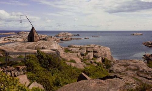 Zdjecie NORWEGIA / Vestfold / Tjome / Tjome