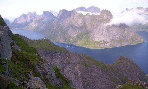 Zdjecie NORWEGIA / lofoty / Lofoty / Norwegia