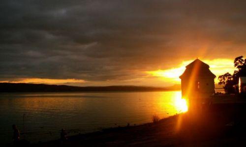 Zdjęcie NORWEGIA / Skandynawia / Oslo / Zachód słońca 05