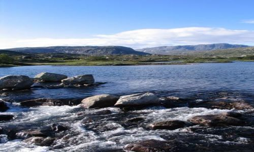 Zdjecie NORWEGIA / Sogn og Fjordane / Sognefjord / Fjordy
