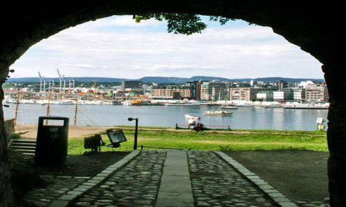 Zdjęcie NORWEGIA / Skandynawia / Oslo / Widok ogólny