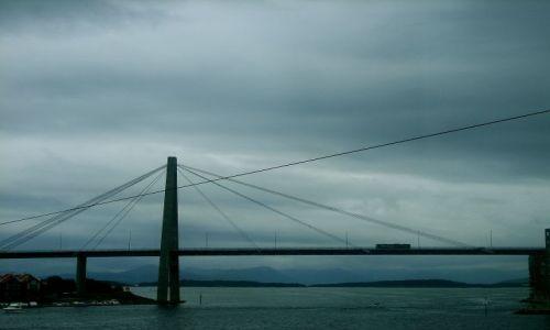 Zdjęcie NORWEGIA / południe Norwegii / okolice Stavanger / Promem.........