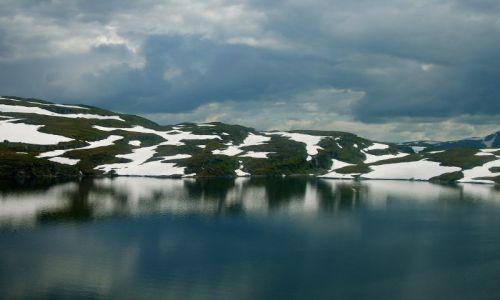 Zdjęcie NORWEGIA / okolice Sognefjorden / brak / W drodze do Sognefjorden5