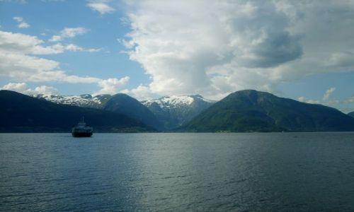 Zdjęcie NORWEGIA / region Sogn og Fjordane / Sognefjord / Promem przez Sognefjord2