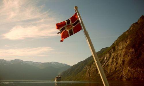 Zdjecie NORWEGIA / Geirangerfjord / brak / Geirangerfjord2