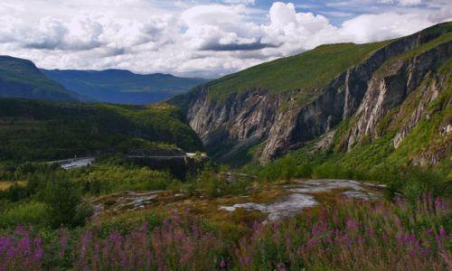 Zdjecie NORWEGIA / brak / Okolice HARDANGERVIDDA / Norwegia