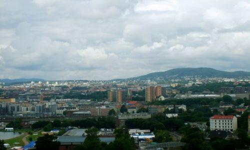 Zdjecie NORWEGIA / Oslo / Oslo / Panorama