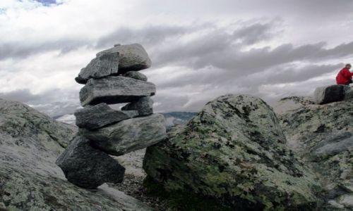 Zdjecie NORWEGIA / brak / Dalsnibba 1500mnpm / W chmurach 3