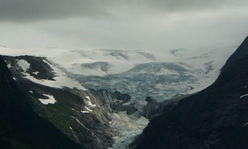 Zdjęcie NORWEGIA / Jostedalsbreen Nasjonalpark / brak / lodowiec