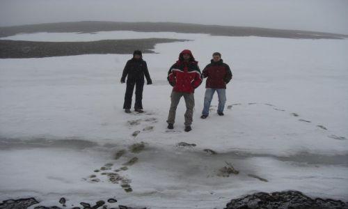Zdjęcie NORWEGIA / Svalbard / Longyearbyen / Wakacje Sierpien 2008