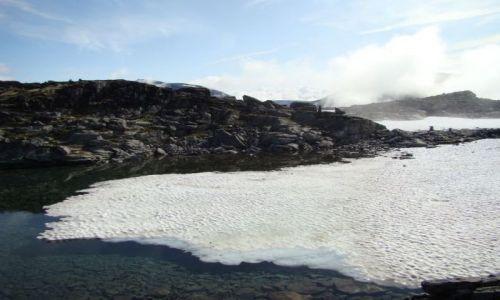 Zdjęcie NORWEGIA / More og Romsdal / Dalsnibba / jak to w sierpniu