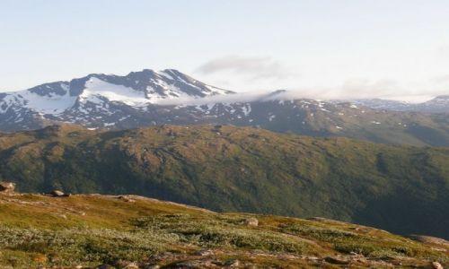 Zdjecie NORWEGIA / Narvik / Narvik / Widok