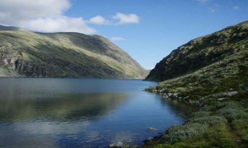 Zdjecie NORWEGIA / Oppland / Rondane National Park / niestety, zrobił je syn...