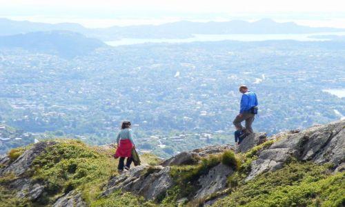 Zdjecie NORWEGIA / Bergen / Urliken(643) / Zdobywcy